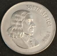AFRIQUE DU SUD - 50 CENTS 1966 - Van Riebeeck - Anglais - SOUTH AFRICA - KM 70.1 - ( South Africa ) - Sud Africa