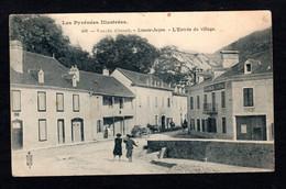 491- Vallée D'Ossau - Louvie-Juzon ( 64 P-A.)- L'Entrée Du Village ( Royer, Nancy) - Gendarmerie Nationale - - Other Municipalities