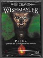 DVD  Wishmaster - Horror