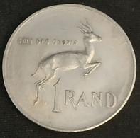 AFRIQUE DU SUD - 1 RAND 1978 - SUID AFRIKA - SOUTH AFRICA - KM 88a - ( South Africa ) - Sud Africa