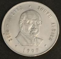 Pas Courant - AFRIQUE DU SUD - 1 RAND 1990 - Pieter W. Botha - KM 141 - ( South Africa ) - Sud Africa