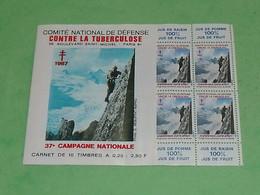 TC29 / ANTITUBERCULEUX  : Carnet De 1967 Neuf ** MNH - Tegen Tuberculose