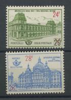 1961. Colis Postaux Surchargés. ,373. 375cote 55,-euros - Railway