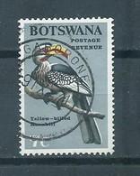 1967 Botswana Birds,oiseaux,vögel,7 Cent Used/gebruikt/oblitere - Botswana (1966-...)