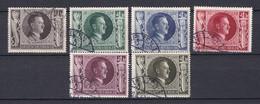 Deutsches Reich - 1943 - Michel Nr. 844/849 - Gestempelt - Used Stamps