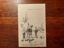 Poulbot F. N° 15, Humour, Enfants, Guerre 14/18. - Poulbot, F.