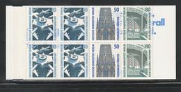 Berlin / 1989 / Markenheftchen Mi. 14 OZ ** (B977) - Cuadernillos