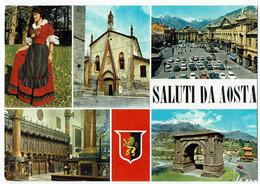 Italien, Aosta - Aosta
