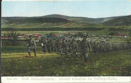 Kriegsfchauplatz Kampfebeiderfeits Des Laborcza Cales - Manoeuvres