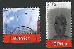 OCB Nr 3494/95 Pers Presse - Belgium
