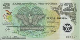 TWN - PAPUA NEW GUINEA 12a - 2 Kina 1991 9th South Pacific Games - Polymer - Prefix SPG 9 00 - Sign. ToRobert & Vele UNC - Papua Nuova Guinea