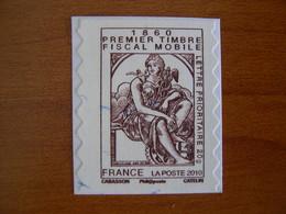 France Mercure N° 507 Obl - Autoadesivi