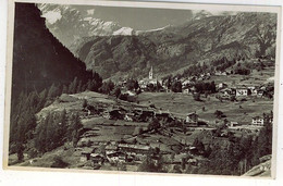 AOSTA VALTURNANCHE PANORAMA - Aosta