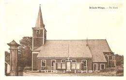 St-Joris-Winge : De Kerk 1949 - Tielt-Winge