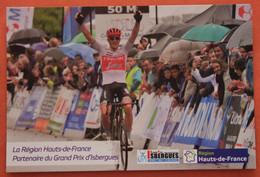 Cyclisme :  Mads Pedersen , Vainqueur Du G.P D'Isebergues - Radsport