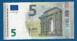 AUSTRIA - 2013 - BANCONOTA DA 5 EURO FIRMA DRAGHI SERIE NB (N018J3) - NON CIRCOLATA (FDS-UNC) - IN OTTIME CONDIZIONI. - EURO