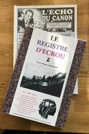 SHERLOCK HOLMES -2 Revues Spécialisées CANON - Premiers Numéros De Parution - TBE - RARE - Boeken, Tijdschriften, Stripverhalen