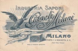 INDUSTRIA SAPONI GIANOLI E MILANI - MILANO - Italien