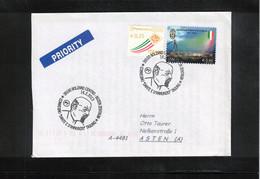 Italia / Italy 2012 Juventus Football Champion Of Italy Interesting Letter - Club Mitici
