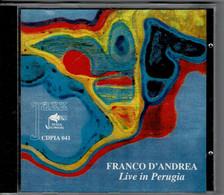 Jazz - Franco D'Andrea - Live In Perugia - - Jazz