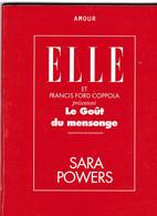 """C 12) Livre Inédit De 48 Pages ELLE """"Le Goût Du Mensonge"""" """"Sara Powers"""" 1997  (Fmt A 6) - Boeken, Tijdschriften, Stripverhalen"""