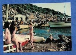 CPM Côte D' Azur Naturisme Ile Du Levant Le Port D' Héliopolis - Non Voyagée Arès - Sin Clasificación
