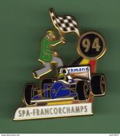 F1 *** SPA-FRANCORCHAMPS 1994 *** N°2 *** Signe J.F.G. MIAMI *** T9 - Automobile - F1
