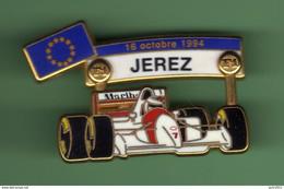 F1 *** JEREZ 1994 *** Signe J.F.G. MIAMI *** F1-01 - Automobile - F1