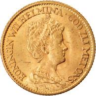 Monnaie, Pays-Bas, Wilhelmina I, 10 Gulden, 1913, Utrecht, SUP, Or, KM:149 - 10 Gulden