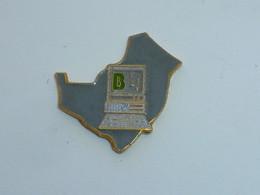 Pin's BNP NORMANDIE, CTIV - Banks