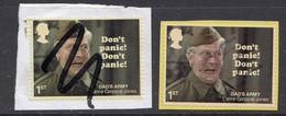 2018 50th Anniv Of Dad's Army - 1952-.... (Elizabeth II)