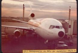 Brasil - Carte Postale - Circa 2000 - Aéroport De Rio De Janeiro - Non Circulé - A1RR2 - Aérodromes