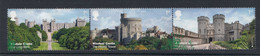 2017 Windsor Castle 1[issue]se-tenant - 1952-.... (Elizabeth II)