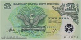 TWN - PAPUA NEW GUINEA 16b - 2 Kina 1997 Polymer - Prefix ALL - Signatures: Tarata & Mulina UNC - Papua Nuova Guinea
