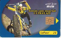 "CANADA - Mountain Bike, Ultra""Lait, Tirage 6500, 09/96, Used - Canada"