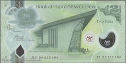TWN - PAPUA NEW GUINEA 35 - 2 Kina 2008 35th Ann. Bank Of PNG - Polymer - Prefix BP - Signatures: Bakani & Tossali UNC - Papua Nuova Guinea