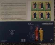 Viet Nam Vietnam Booklet 2019 : Vietnamese Costume (Ms1113) - Vietnam