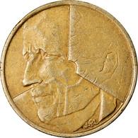 Monnaie, Belgique, 5 Francs, 5 Frank, 1986, Bruxelles, TB, Brass Or - 05. 5 Francs