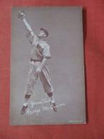 Baseball Blank Back George McQuimn    Ref 4445 - Baseball