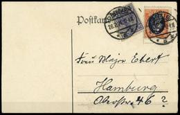 1920, Danzig, 4, 54, Brief - Danzig
