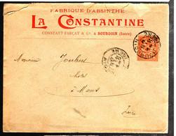 38532 - FABRIQUE D ABSINTHE - 1877-1920: Periodo Semi Moderno