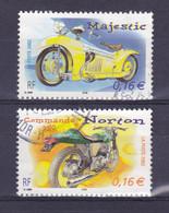 TIMBRE FRANCE N° 3510/3511 OBLITERE - Gebruikt