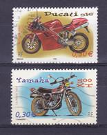 TIMBRE FRANCE N° 3516/3517 OBLITERE - Gebruikt
