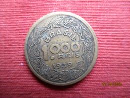 Brésil 1000 Reis 1939 - Brasile