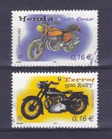 TIMBRE FRANCE N° 3508/3509 OBLITERE - Gebruikt