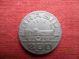 Brésil 200 Reis 1936 - Brasile