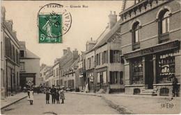 CPA ÉTAPLES - Grande Rue (129630) - Etaples
