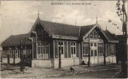 CPA AUCHEL - La Goutte De Lait (129739) - Francia