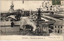 CPA AUCHEL - Transport Aerien (129740) - Francia