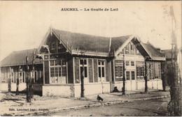 CPA AUCHEL - La Goutte De Lait (129742) - Francia